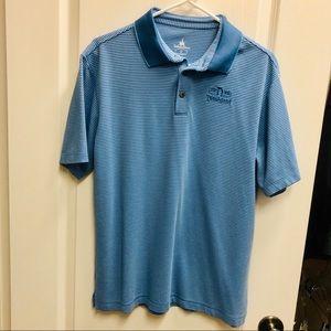 Disney Golf Polo Shirt (Textured, Medium)